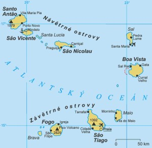 Dovolenka Kapverdské ostrovy