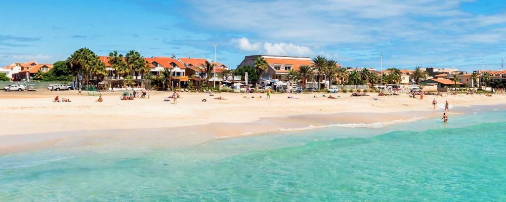 Santa Maria pláž